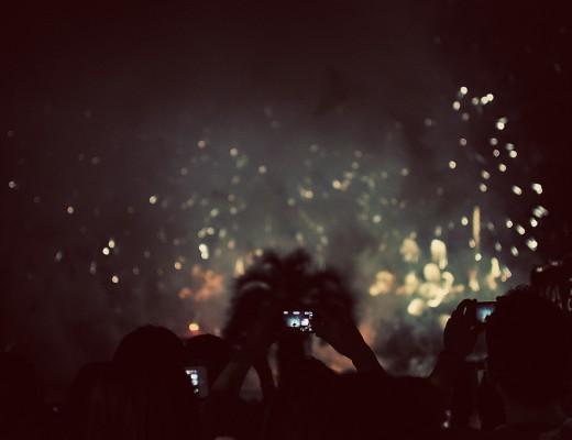 Bentenjima Fireworks