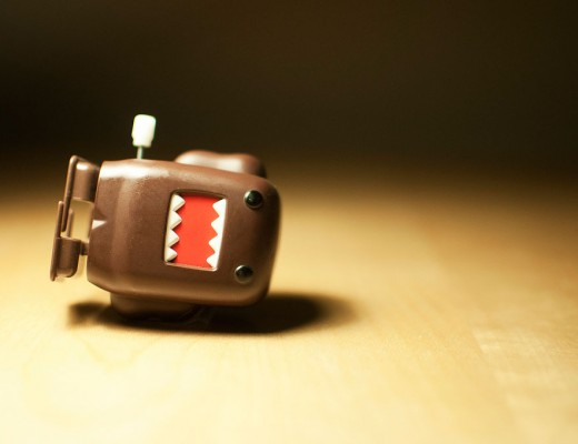 Domo Wind Up Toy