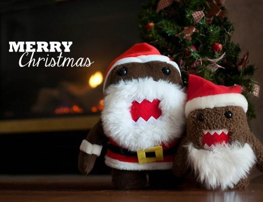 Merry Domo Christmas